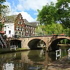 Ancient Utrecht by theBFG