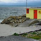 Beach Shop at Salthill by Orla Cahill