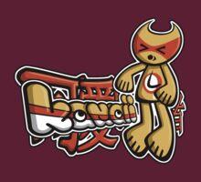 Lucky 7 Mascot Tag by KawaiiPunk