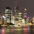 Brisbane CBD from Kangaroo Point 4 by Newsworthy