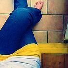 yellow by monyart
