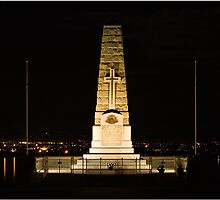 Cenotaph at Kings Park by Austin Dean