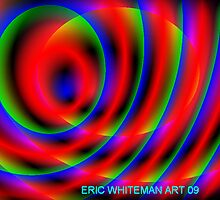 (AWESOME  ) ERIC WHITEMAN  ART   by eric  whiteman