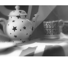 Emma Bridgewater cup & teapot Photographic Print