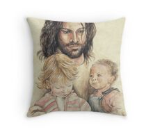 Hope For All Nations Throw Pillow