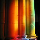 Rainbow cathedral by Jeanne Horak-Druiff