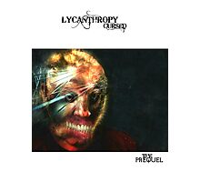 LYCANTHROPY CURSED THE PREQUEL COMIC COVER Photographic Print