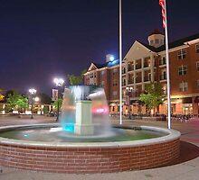 Kirkwood Plaza by James Kyle