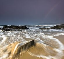 Rainbow Rock by Alistair Wilson