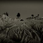 Moonscape by James  Harvie