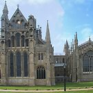 Ely Cathedral by Peter Reid