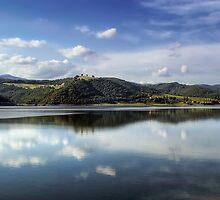 Lake of Corbara - Italy by paolo1955