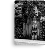 Arch to the dingle Canvas Print
