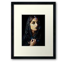 Rashi Framed Print