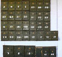 Mailbox @ Innot by D. D.AMO