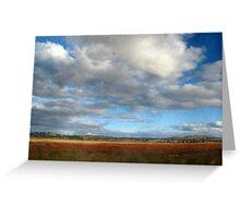 Dangars Lagoon - Northern Tablelands, NSW, Australia Greeting Card