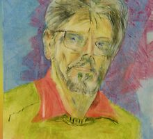 PORTRAIT;ROLF HARRIS. by gra123