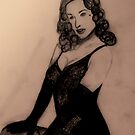 Dita Von Teese by Alice Weller
