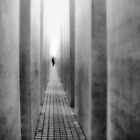 A Walk Through the Memorial by Eyal Geiger