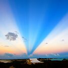 Turks & Caicos Islands Sunset by Jeff Blanchard