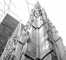NYC Cathedral by RCMdesigns