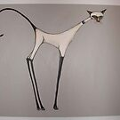 SLEEK SIAMESE by Elle J Wilson