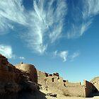 Monastery of St Simeon, Egypt by suz01