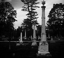 Obelisks by G. Patrick Colvin