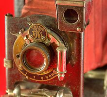 Vintage Kodak by Margot Kiesskalt