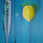 Just add Lemon and a pinch of Salt by Tracey-Anne Pryke