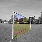 Goal posts by funkybunch