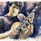 Jazz Rock John Mayer 06 by Yuriy Shevchuk