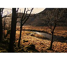 A walk in Donegal Photographic Print