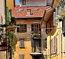 Italian Balconies and Doors 2 by MaluC