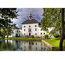 Schloss Rothenthurn Photographic Print
