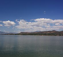 Lago Suchitlan, El Salvador by Karla76