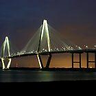 Arthur Ravenel Bridge by Marylee Pope