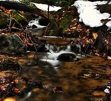 Wagner Falls Stream 4 by Chintsala