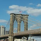 The Brooklyn Bridge  by RodriguezArts