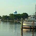 Boat Dock by cpad04