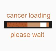 Cancer Loading  by Kimberly Temple