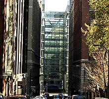 City Street (Montréal,Canada) by terrebo