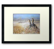 Best View Point Framed Print