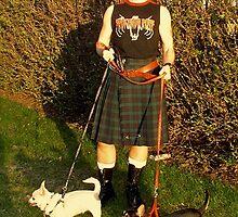 Highland Hounds by ys-eye