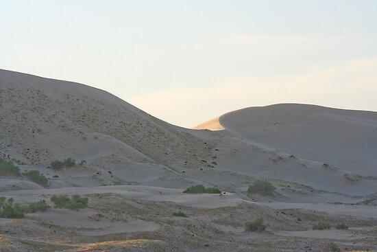 Kelso Dunes by Chris Clarke