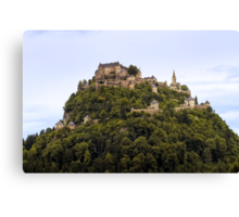 Hochosterwitz Castle Canvas Print