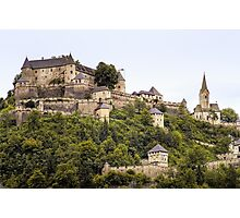 Burg Hochosterwitz Photographic Print
