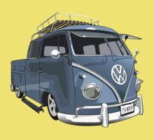 Double Cab by Sarah Caudle