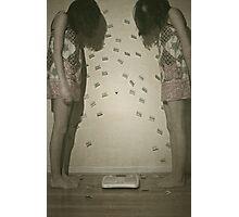 Scale Me Photographic Print