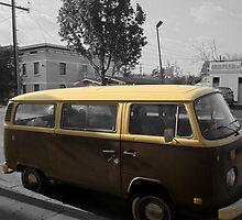 VW Bus by WooksNook